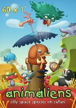 Animaliens (Serie de TV)