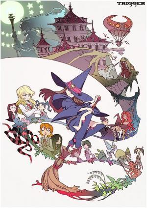 Little Witch Academia (C)