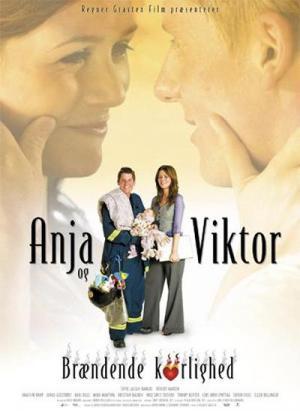Anja og Viktor - brændende kærlighed