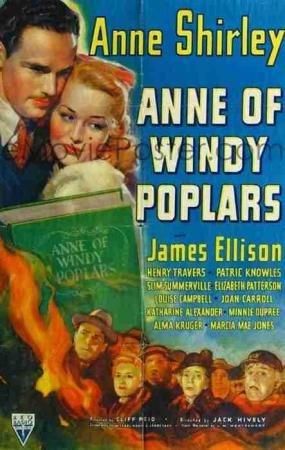 Anne of Windy Poplars (Anne of Windy Willows)