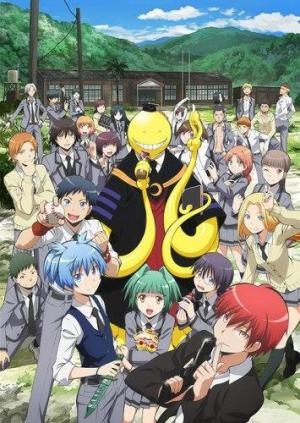 Assassination Classroom (Serie de TV)