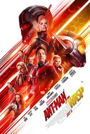 Ant-Man and The Wasp. El hombre hormiga y La avispa (2018) [CAM] [Latino] [1 Link] [MEGA] [GDrive]