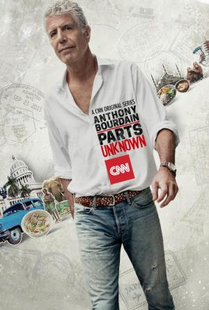 Anthony Bourdain: Parts Unknown (Serie de TV)