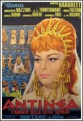 Antinea, l'amante della città sepolta