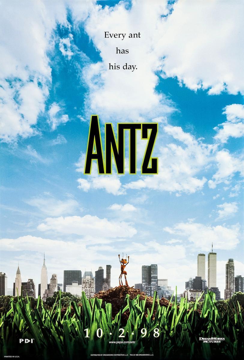 Antz Hormigaz [720p] [Latino] [Google Drive]