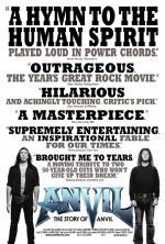 Anvil - El sueño de una banda de rock
