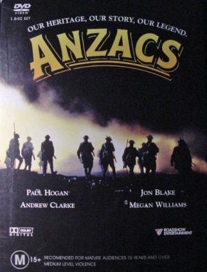 Anzacs, la guerra de las antípodas (Miniserie de TV)