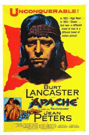 Apache (1954) Descargar Gratis