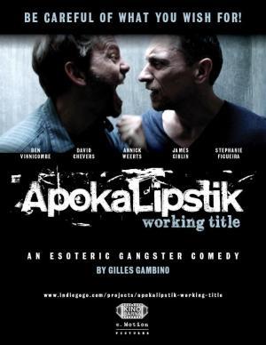 Apokalipstik: Working Title