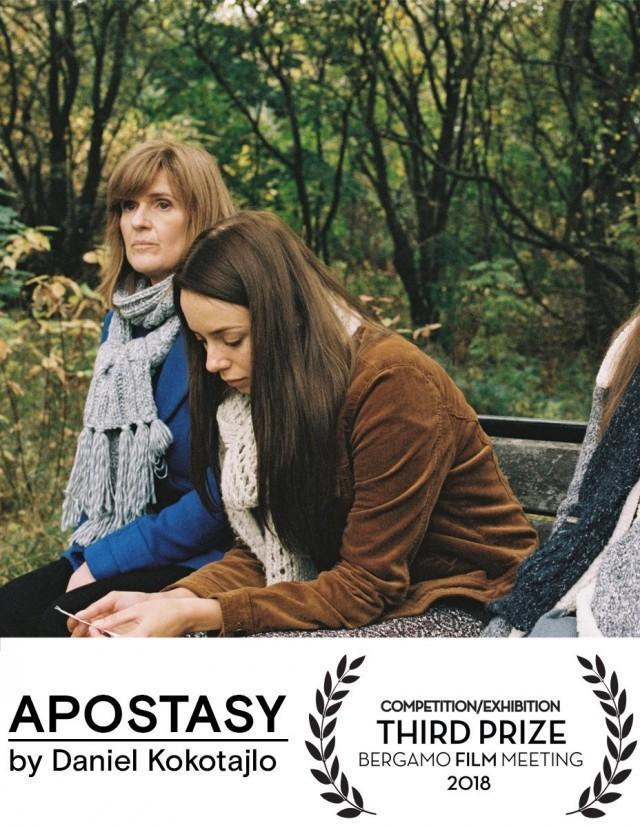 Apostasy (2017) - FilmAffinity