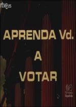Aprenda usted a votar (C)