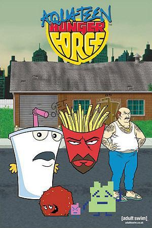 Aqua teen unit patrol