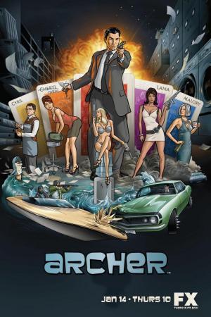Archer (Serie de TV)