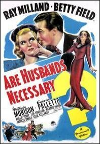 Are Husbands Necessary?