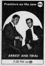 Arrest and Trial (Serie de TV)