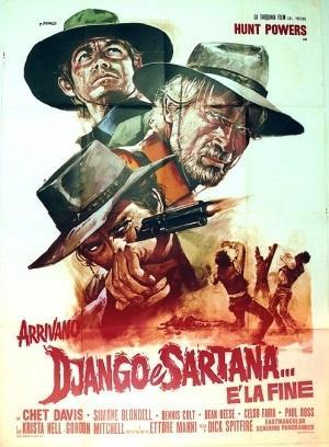 Django and Sartana Are Coming... It's the End (Django and Sartana Showdown in the West)