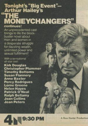 The money changers arthur hailey