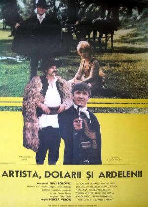 The Actress, the Dollars and the Transylvanians