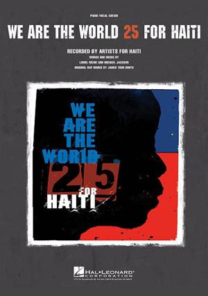 Artists for Haiti: We Are the World 25 for Haiti (Vídeo musical)