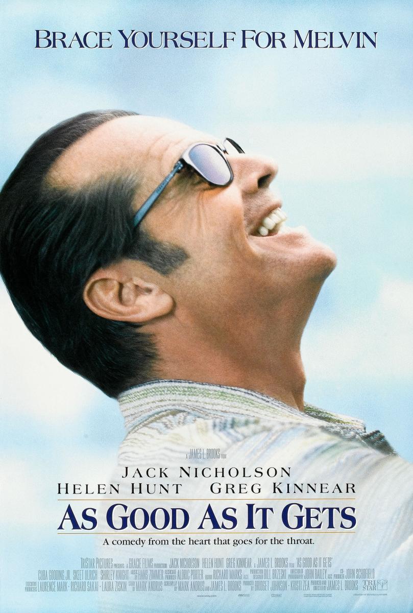 Mejor… imposible (1997) [1080p] [Latino] [MEGA] (Subida propia)