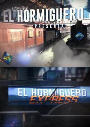 Asesinato en el Hormiguero Express (TV) (S)