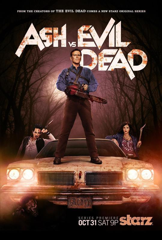 Ash vs Evil Dead (Serie de TV) (2015)  1 y 2 Temporada [720p] [Latino] [GD]