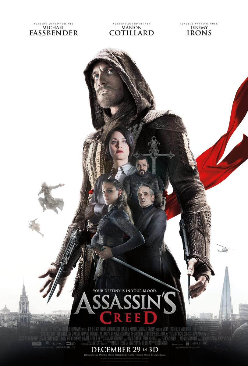 Assassin's Creed [2016][Español Latino [1080p][MEGA]