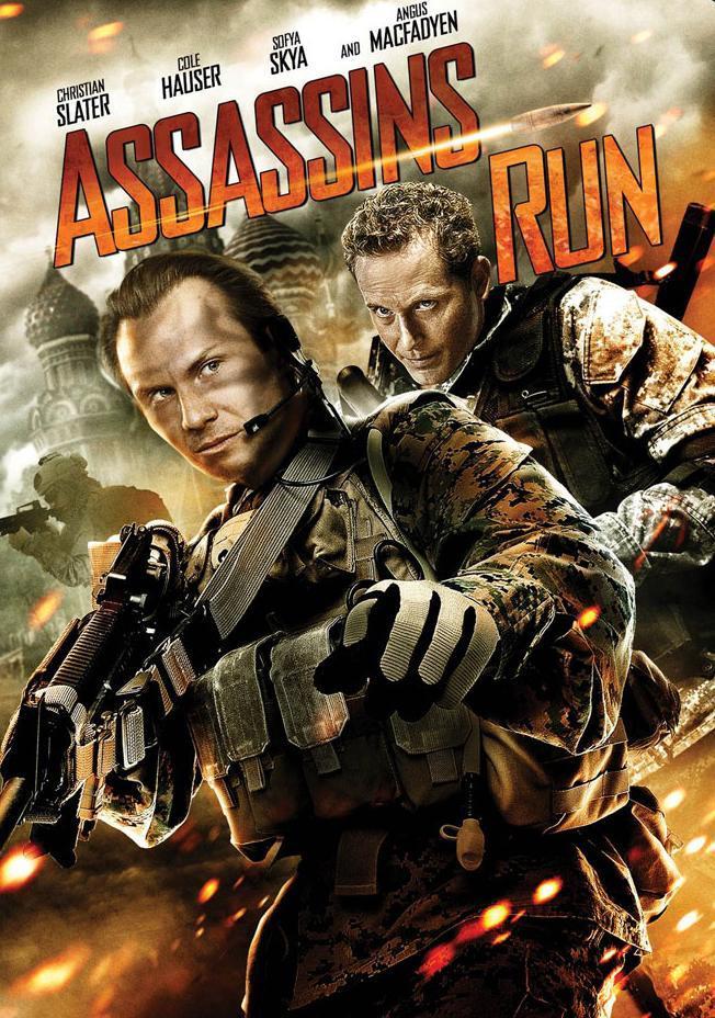 Assassins Run (2013) - FilmAffinity
