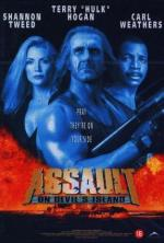 Assault on Devil's Island (TV)
