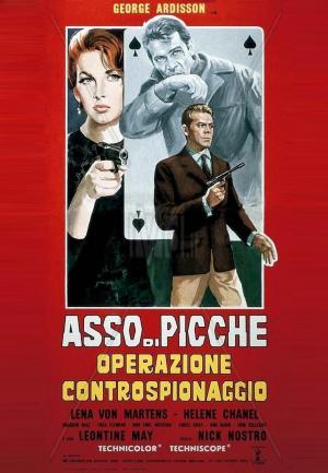 Asso di picche: Operazione controspionaggio (As de pic: Opération contre-espionnage)