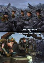 Astro Boy vs. The Junkyard Pirates (C)
