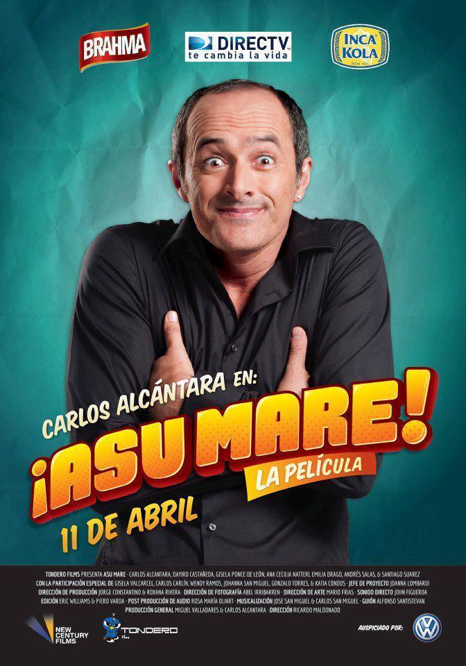 ¡Asu Mare! [2013][Esp Peruano][1080p][MEGA]