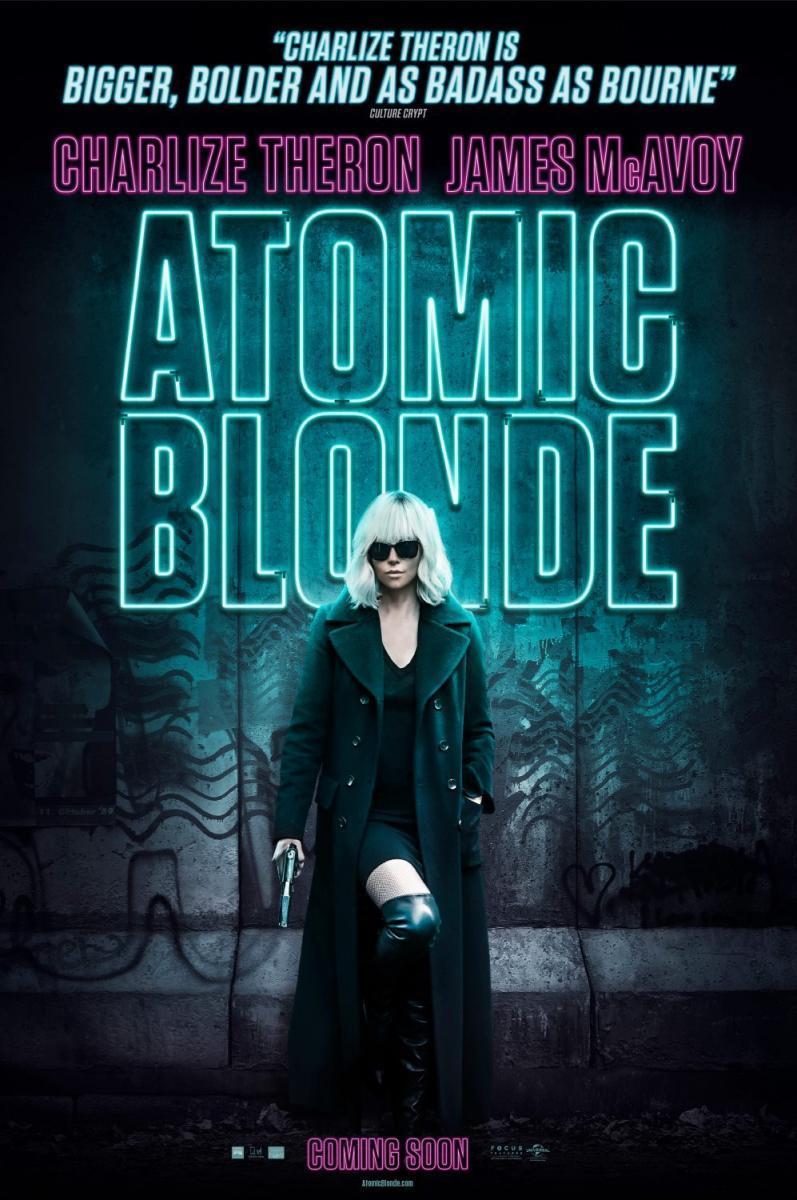 Atomica Blonde (2017) [HDRip 720p][Subtitulada][MEGA]