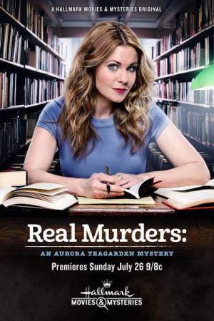 Un misterio para Aurora Teagarden: Unos asesinatos muy reales (TV)