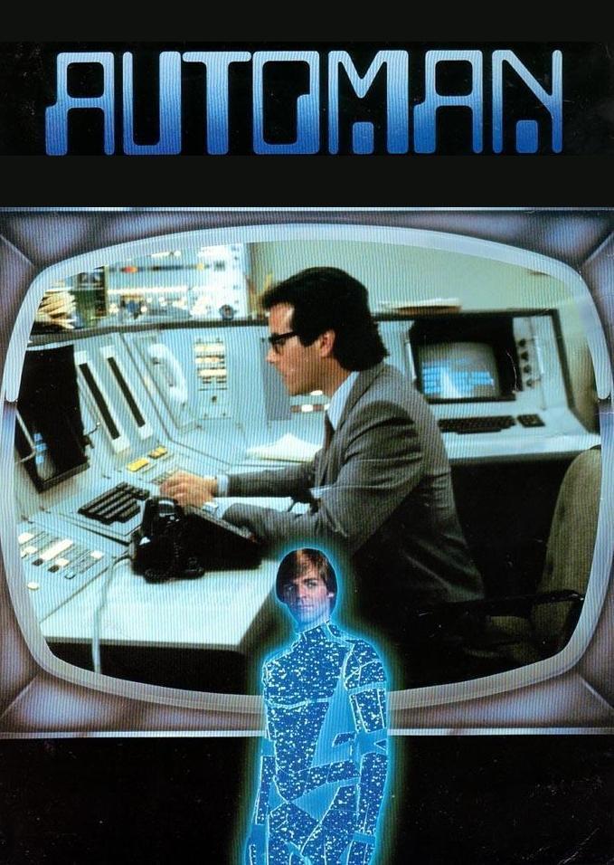 Automan [Serie de TV] – [1983], [Latino] [MEGA]