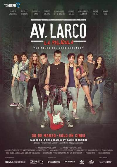 Av. Larco, la película (2017) Descargar Gratis