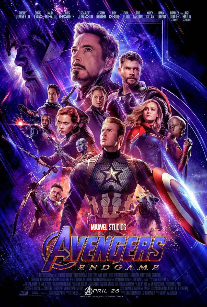 Avengers: Endgame [2018] [4k] [Dual Latino] [MEGA] Subida Propia