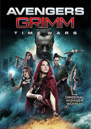 Las Vengadoras de Grimm: Tiempos de guerra (2018) [BRRip] [1080p] [Full HD] [Castellano] [1 Link] [MEGA] [GDrive]
