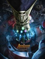 Avengers 3: Infinity War. Parte 1