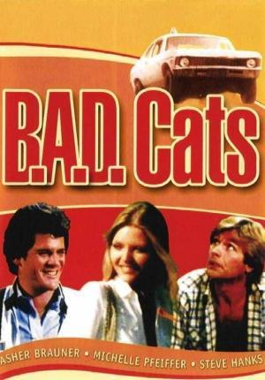 B.A.D. Cats (Gatos sobre ruedas) (Serie de TV)