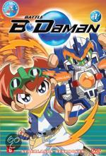 B-Legend! Battle Bedaman (TV Series)
