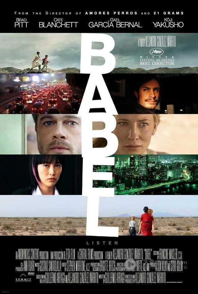 Babel (2006) [1080p] [Latino] [MEGA]