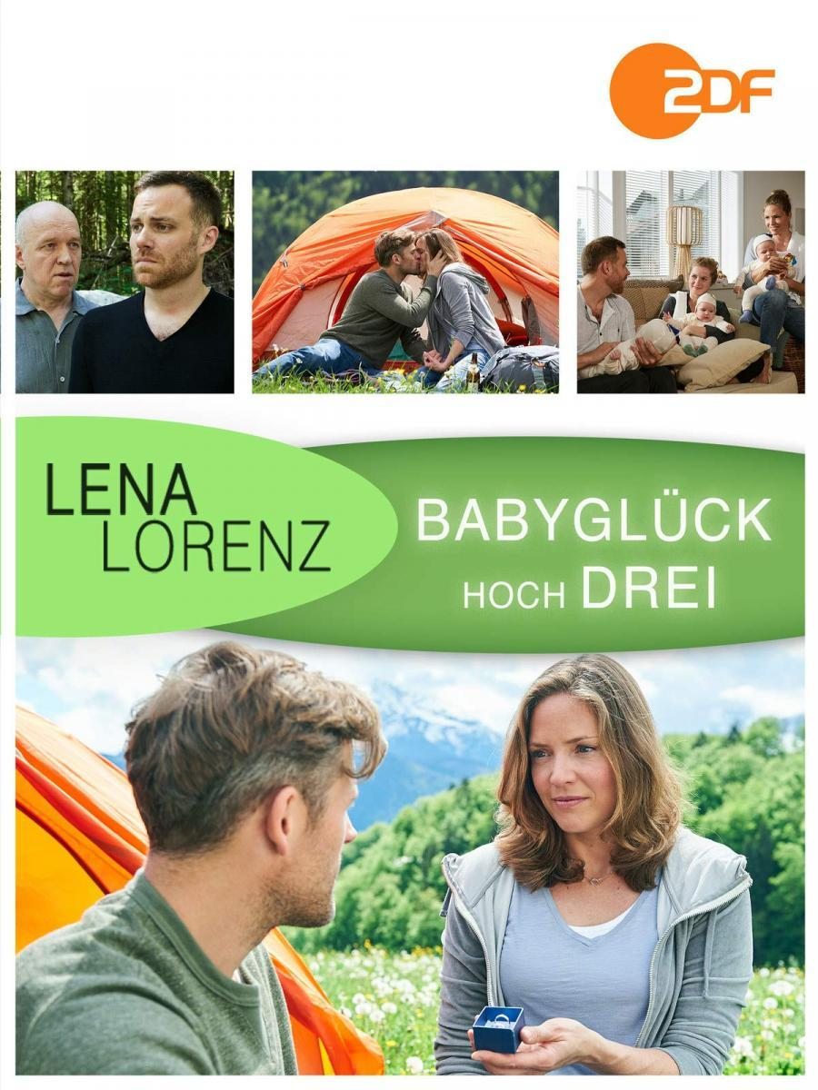 Lena Lorenz Babyglück Hoch 3