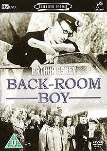 Back-Room Boy