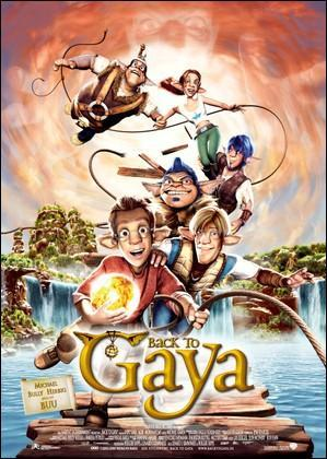 Back to Gaya (Boo, Zino & the Snurks)