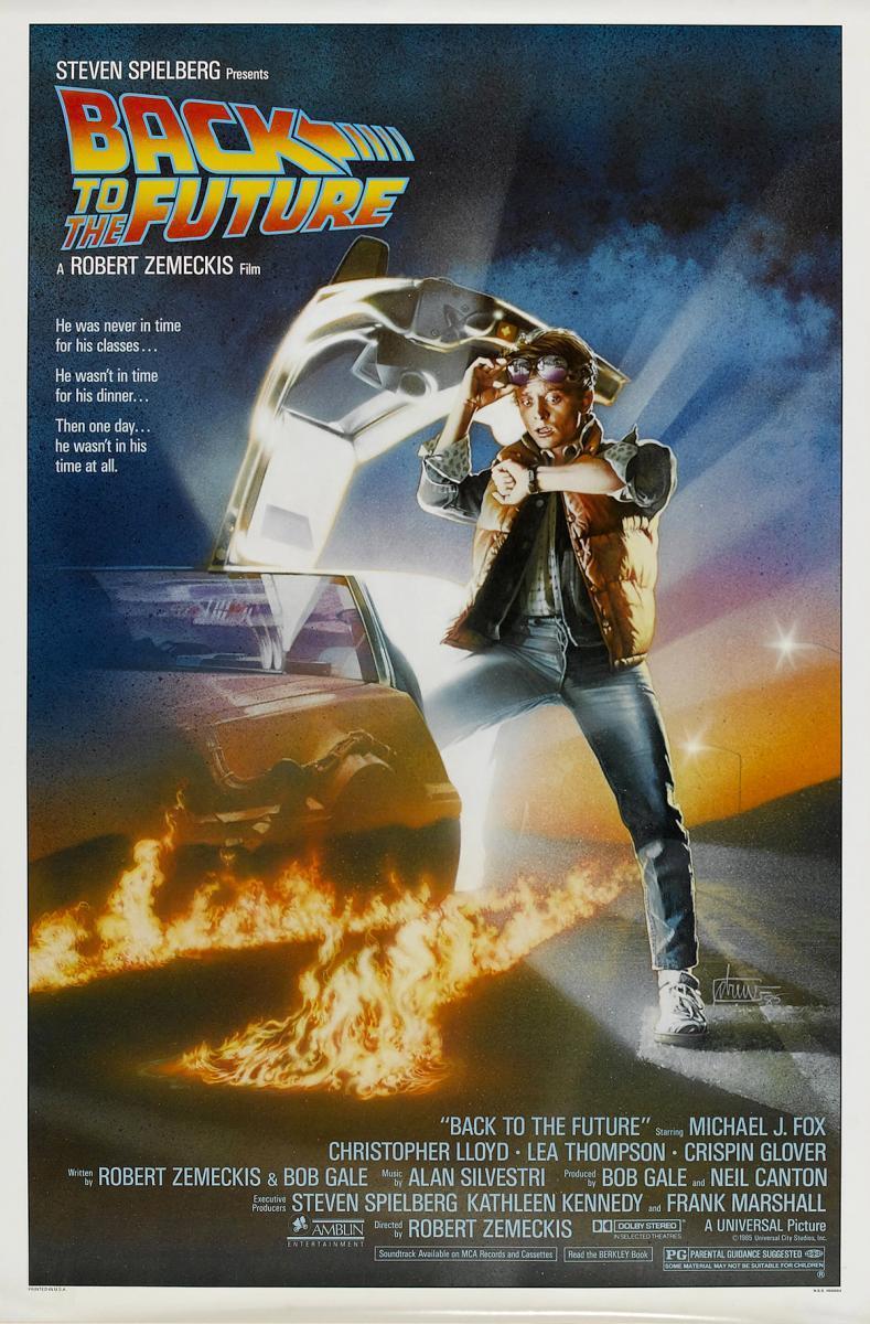 Volver al futuro [1985] , [1080p] [Latino] [MEGA]