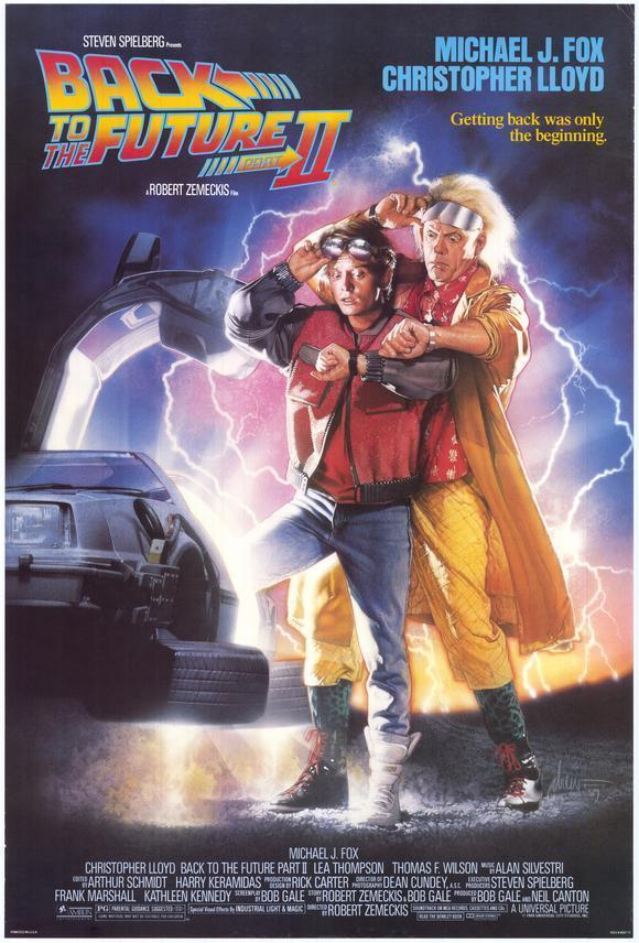 Volver al futuro II [1985] , [1080p] [Latino] [MEGA]