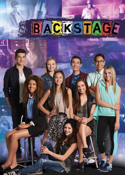 Disney Channel estrena la serie Backstage el próximo