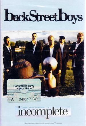 Backstreet Boys: Incomplete (Music Video)