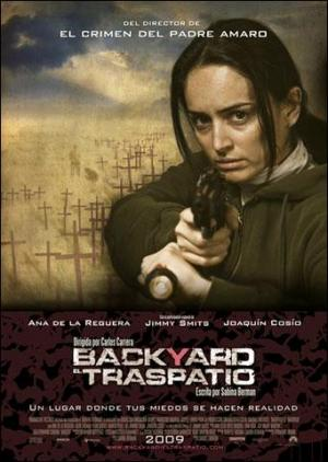 Backyard: El traspatio